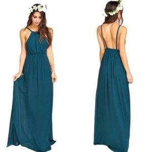 Show Me Your Mumu   Bridesmaid Amanda Maxi Dress